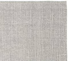 White Grey Rug All Rugs Pottery Barn