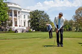 as crises at home and abroad loom pres obama on vacation