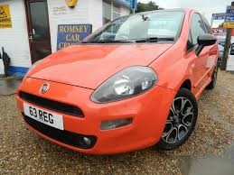 used fiat punto cars for sale in southampton hampshire motors co uk