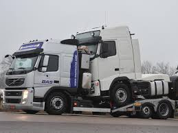 volvo commercial vehicles volvo fm bas trucks