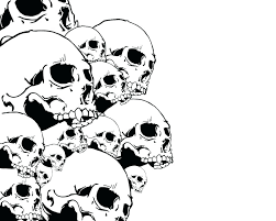 skull coloring pages to print printable skulls coloring pages for