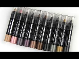 maybelline color concentrated crayons live swatches