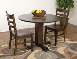 Small Round Kitchen Table For Two by Dinettes Dining Tables Wood U0026 Glass Tops Kays Albuquerque Nm