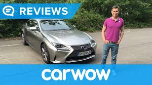 2016 lexus rc 200t coupe review lexus rc 2017 coupe review mat watson reviews youtube