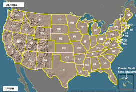 map us image esrl psd clickable map of us states