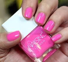 summer neon nail trends nails inc rainbow riot nail polish