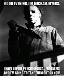 Michael Myers Memes - michael myers in meme the scream source