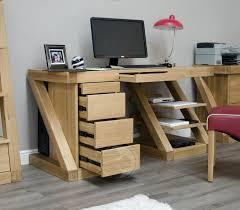 big computer desk office design solid wood office desk for sale solid wood office