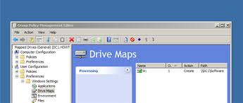 use map drive it how to map drives on windows clients via policy