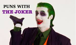 puns with the joker youtube