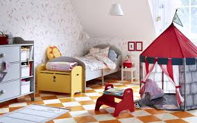 Ikea Kids Bedroom by Children U0027s Rooms Stylish Bedroom Ideas For Toddlers