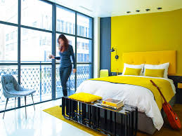 Yellow Room In Situ Design Home Page