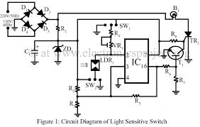 light sensitive switch u2013 electronics project