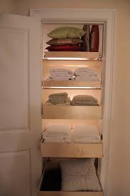 linen closet shelf organizer ideas u0026 advices for closet