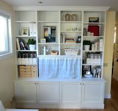Billy Bookcase Diy Built In Bookcases Hack On Make Ikea Billy Bookcase Look Built In