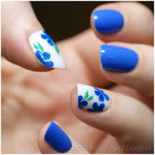 201 best denim and blue nail art images on pinterest make up