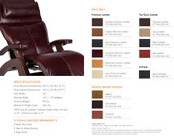 Zero Gravity Recliner Leather Pc 610 Omni Motion Electric Power Classic Perfect Zero Gravity
