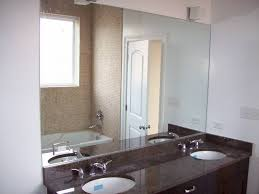 Cheap Bathroom Mirrors by Large Bathroom Wall Mirror My Web Value