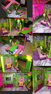 Monster High Doll House Furniture Venus Mcflytrap U0027s House Custom Sold By Angel99percent On Deviantart