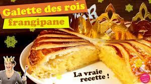 herve cuisine galette des rois galette des rois frangipane la vraie recette traditionnelle
