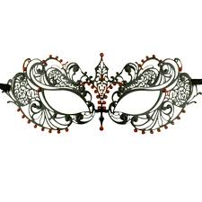 laser cut masquerade masks laser cut metal venetian pretty masquerade mask w rhinestones