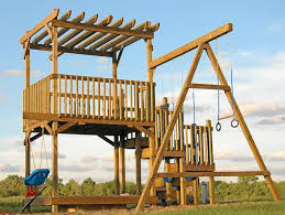 Kids Backyard Forts How To Build A Backyard Play Structure Fort How Did I Do It