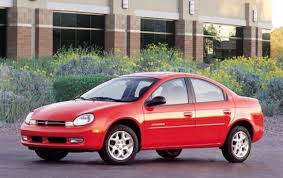 2002 dodge neon information and photos zombiedrive
