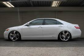 modified toyota camry toyota air suspension air runner systems