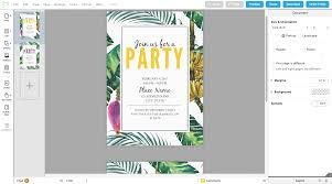 Invitation Cards Software Free Download How To Make Free Party Invitations Lucidpress