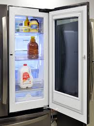 Best French Door Refrigerator Brand - is the lg instaview see through fridge the future we have the