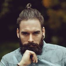 man bun short sides cool beards and hairstyles for men men s haircuts hairstyles 2018