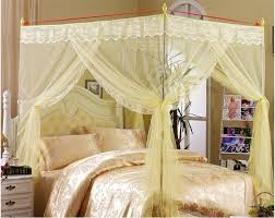 Lace Bed Canopy Lace Mosquito Net Bed Canopy Beige 6 End 1 5 2018 11 15 Am
