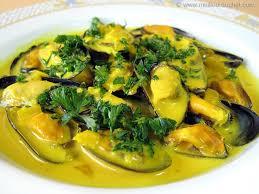 cuisiner le safran moules au safran fiche recette avec photos meilleurduchef com