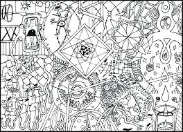 super hard abstract coloring pages for adults animals hard coloring pages for adults or hard coloring pages 95 hard