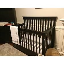 Cocoon Convertible Crib Cocoon 3000 Espresso Convertible Crib Welcome To The Guest Room