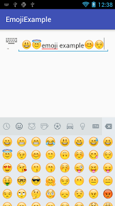 keyboard emojis for android how to integrate emoji keyboard in android android development