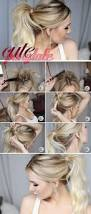 26 lazy hairstyling hacks 130 best hair myx images on pinterest hairstyles make up and