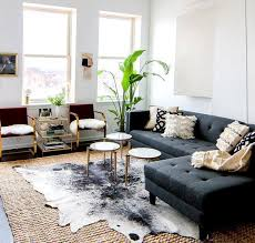 how to buy a coffee table how to buy a rug u0026 style ideas domino
