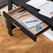 mainstays logan writing desk multiple finishes walmart com