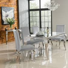 Velvet Dining Room Chairs Louis Dining Room Chairs Gray Velvet Dining Chairs Transitional