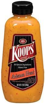 koops mustard koops mustard sqz arizona heat gourmet food