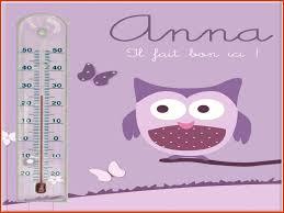 thermometre chambre bebe thermomètre mural chambre bébé best of cadre chambre fille avec