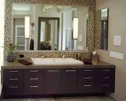 ideas for bathroom mirrors bathroom mirror frames ideas 3 major ways we bet you didn t