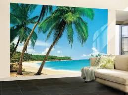 ile tropicale tropical isle wall mural wallpaper mural at