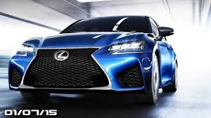 lexus gs concept 2016 lexus gs f bmw m4 iconic lights mercede benz f 015 concept
