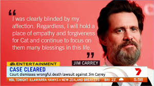 A Place Jim Jim Carrey Cleared In Court 2018
