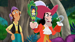 witch hook jake land pirates disney australia