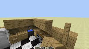 minecraft how to make a working fridge fully functional kitchen