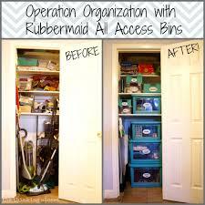 organization bins operation organization with rubbermaid all access bins the