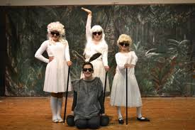 3 Blind Mice Costume Headshots 3 Blind Mice And Donkey Color U2013 Cape Cod Kids On Broadway